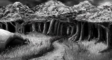 Dark seclusion
